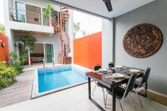 Designer villa in Nai Harn – Designer villa in Nai Harn
