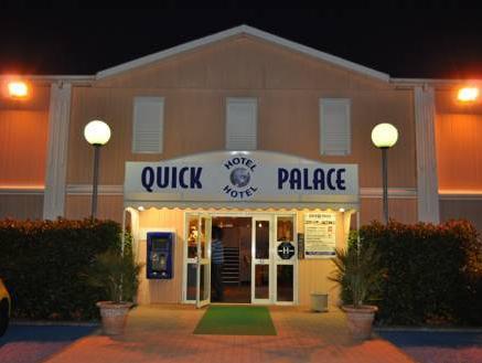 Quick Palace Pau Zenith