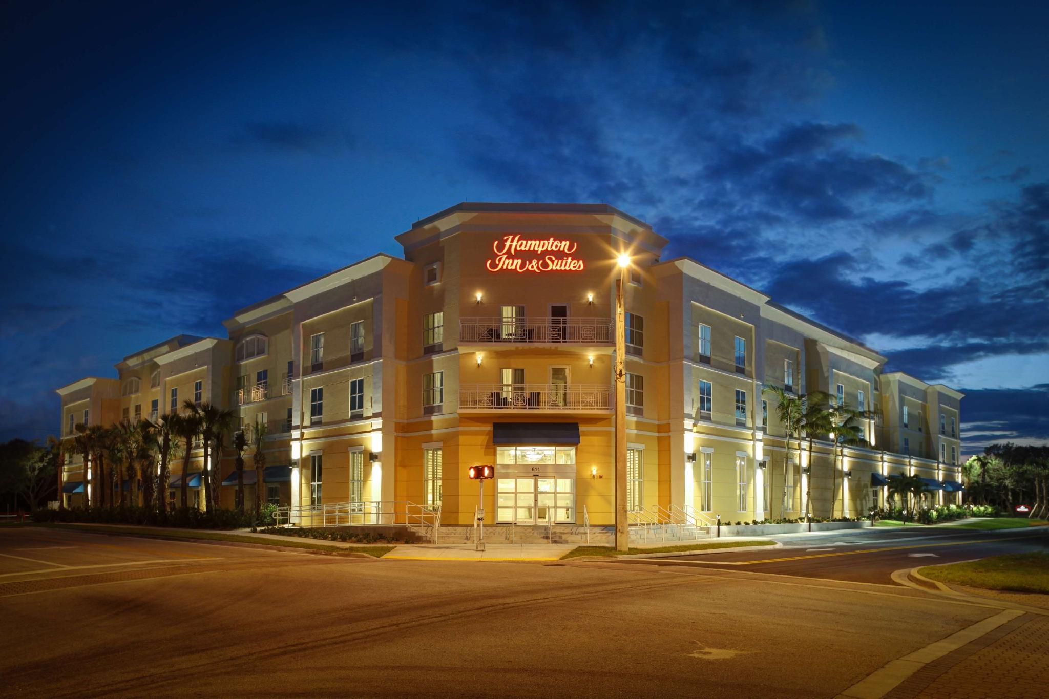 Hampton Inn And Suites Vero Beach Downtown