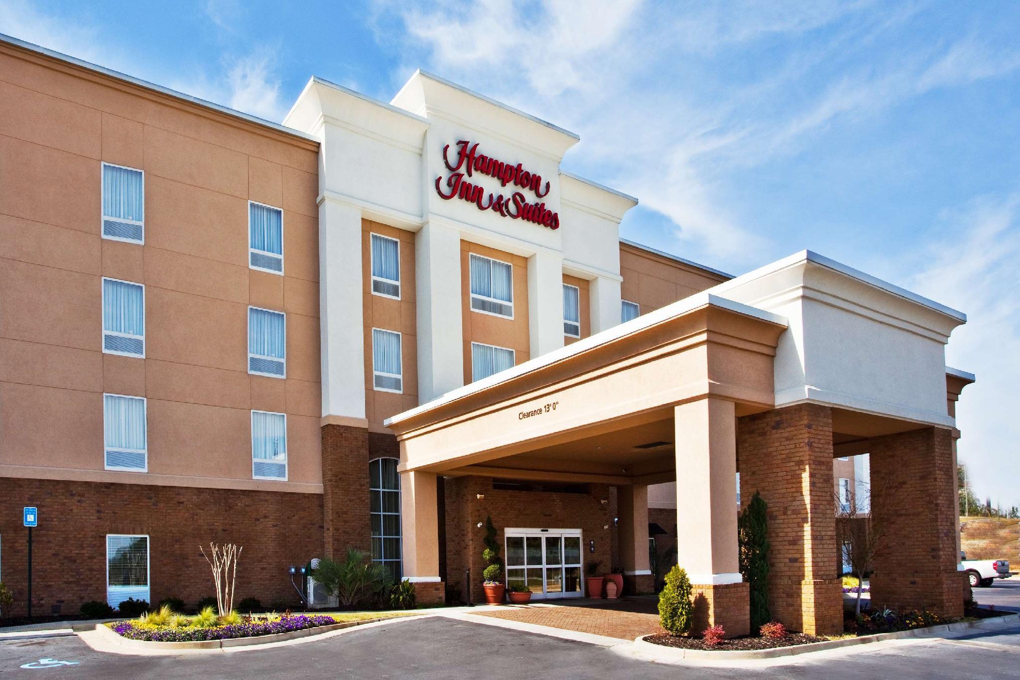 Hampton Inn And Suites Phenix City Columbus Area