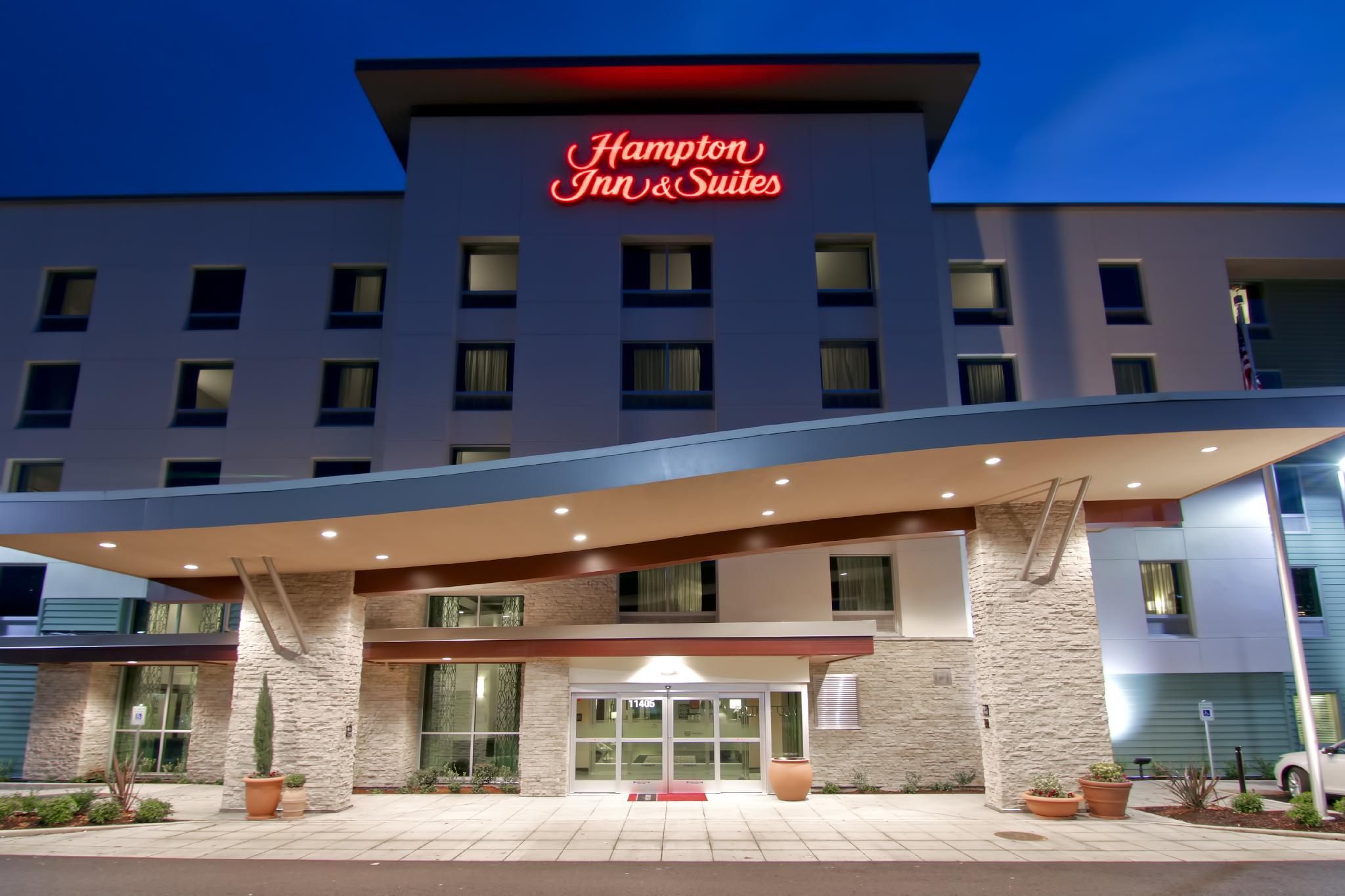 Hampton Inn And Suites Seattle Bellevue Downtown
