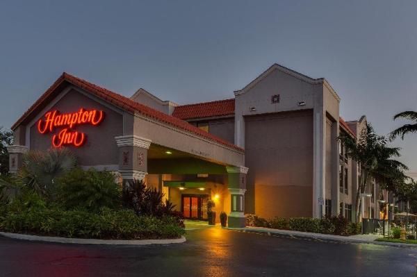 Hampton Inn Ft. Lauderdale Commercial Blvd. Fort Lauderdale