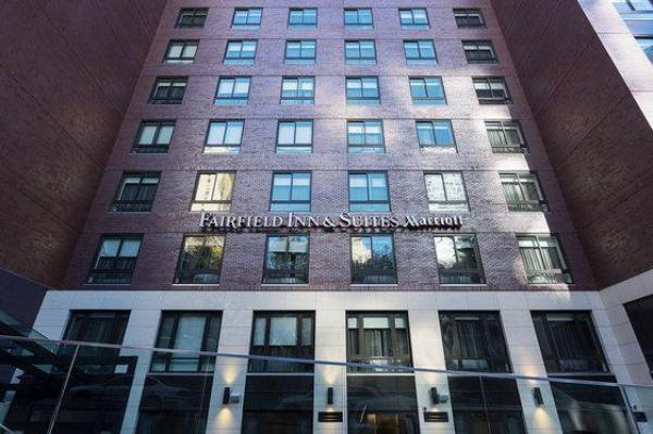 Fairfield Inn & Suites New York Manhattan Central Park New York