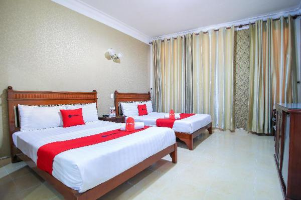 RedDoorz Plus near Tao Dan Park Ho Chi Minh City