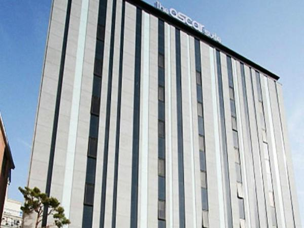 The Oscar Suite Hotel Gunsan-si