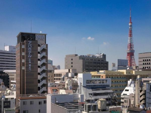 APA Hotel Shimbashi Onarimon Tokyo
