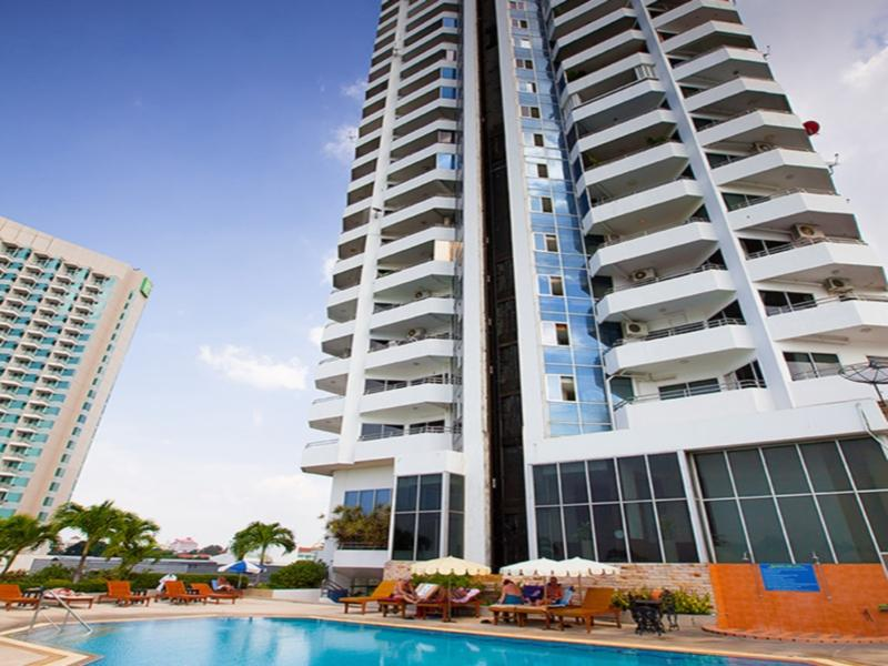 Hotel Murah di Beach Road Pattaya - Markland Beach View