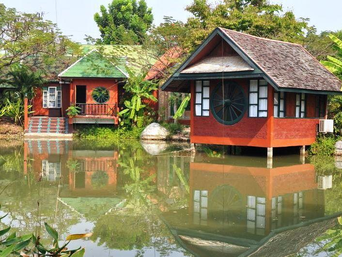 Hotel Murah di Sankampaeng Chiang Mai - Viewdoi Art and Resort