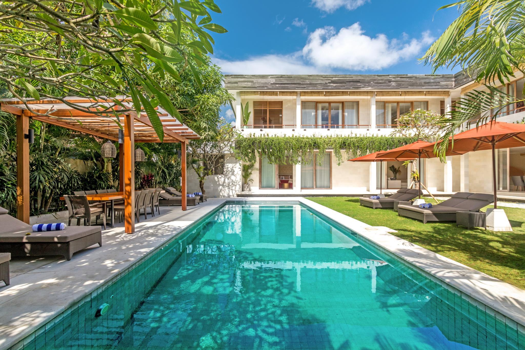 5BR Luxury Jimbaran Villa   Private Pool And Wedding