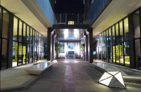 The Base Central Pattaya by Minsu Junior suite Pattaya