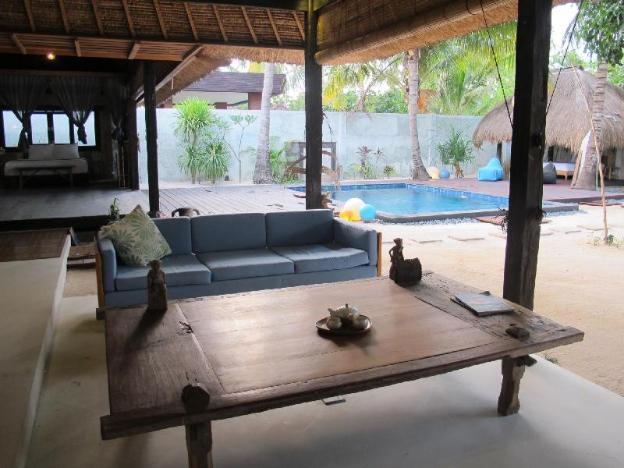 Luxury beach Villa in Nusa Lembongan, Bali