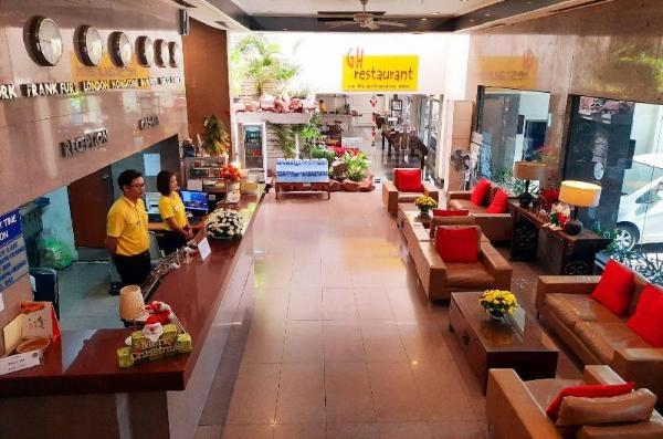 Grand Hotel Pattaya Pattaya