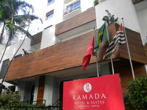 Capcana Hotel Sao Paulo Jardins