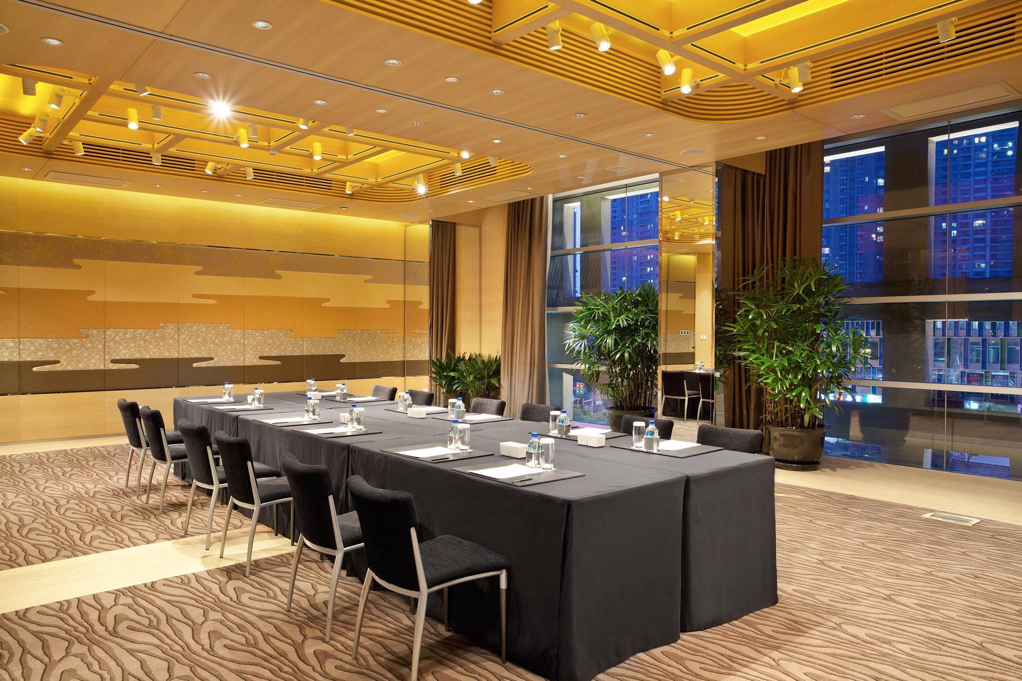 Review Jumeirah Himalayas Hotel Shanghai