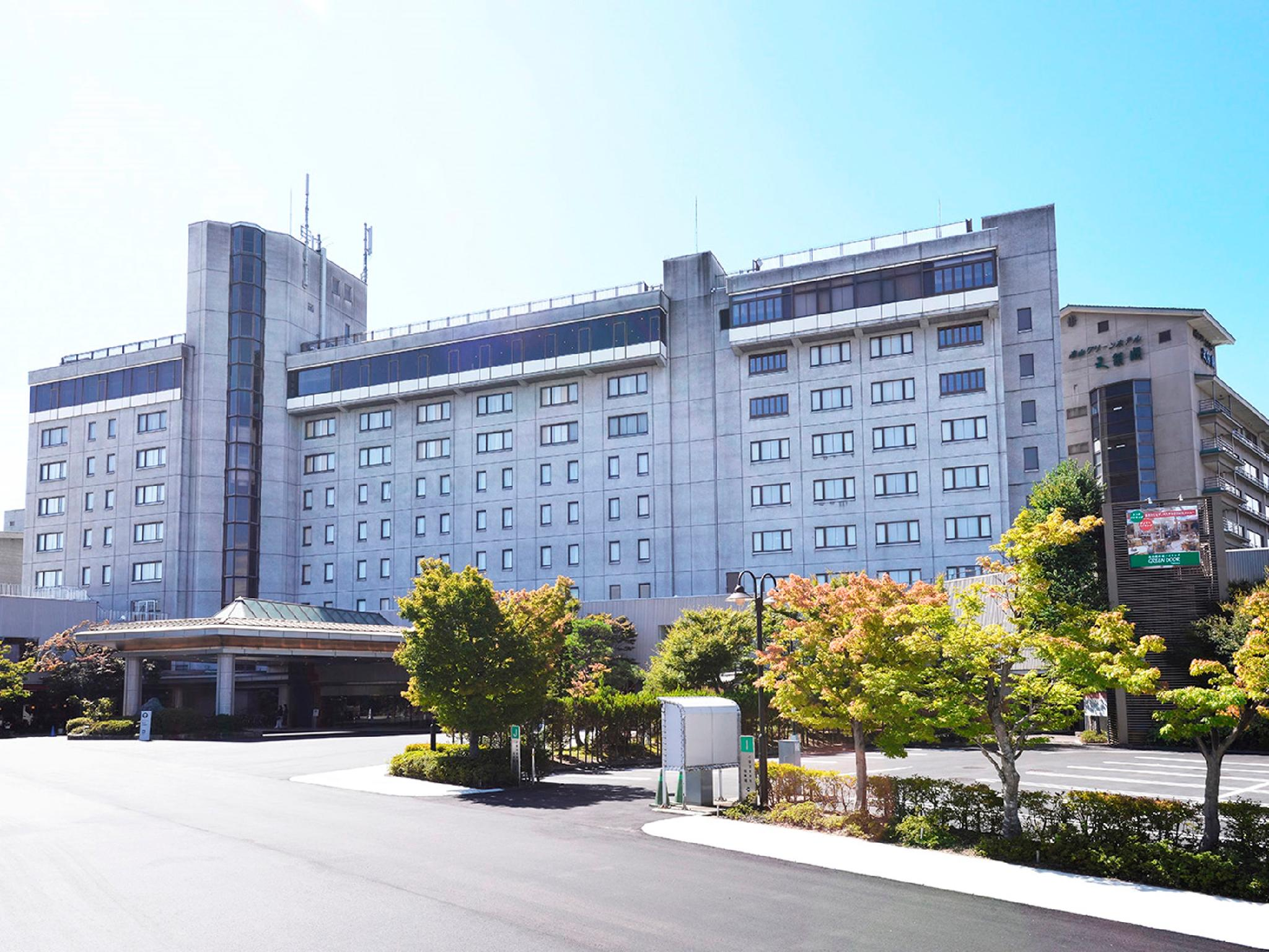 โรงแรมทาคายามะ กรีน
