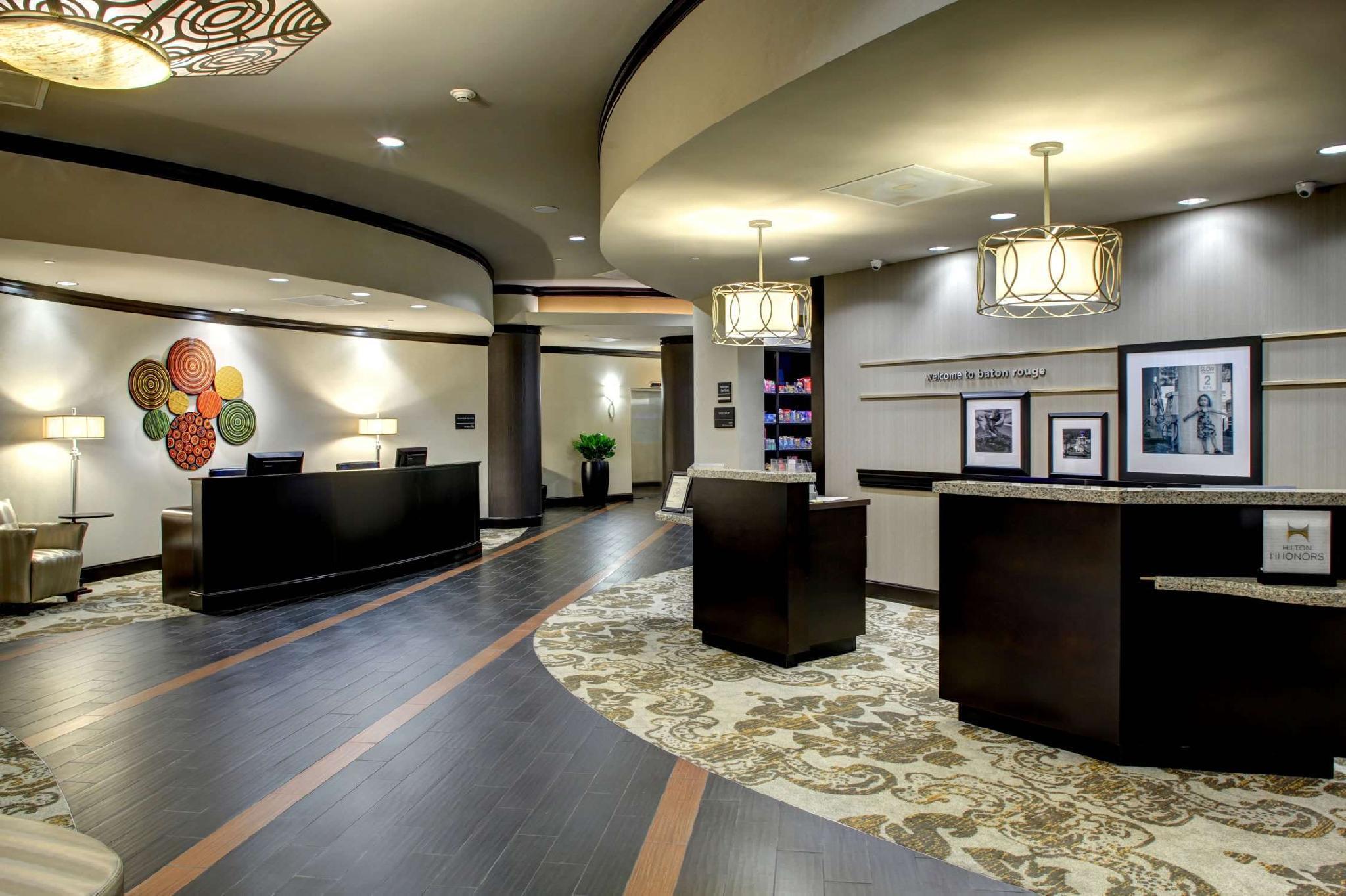 Hampton Inn And Suites Baton Rouge