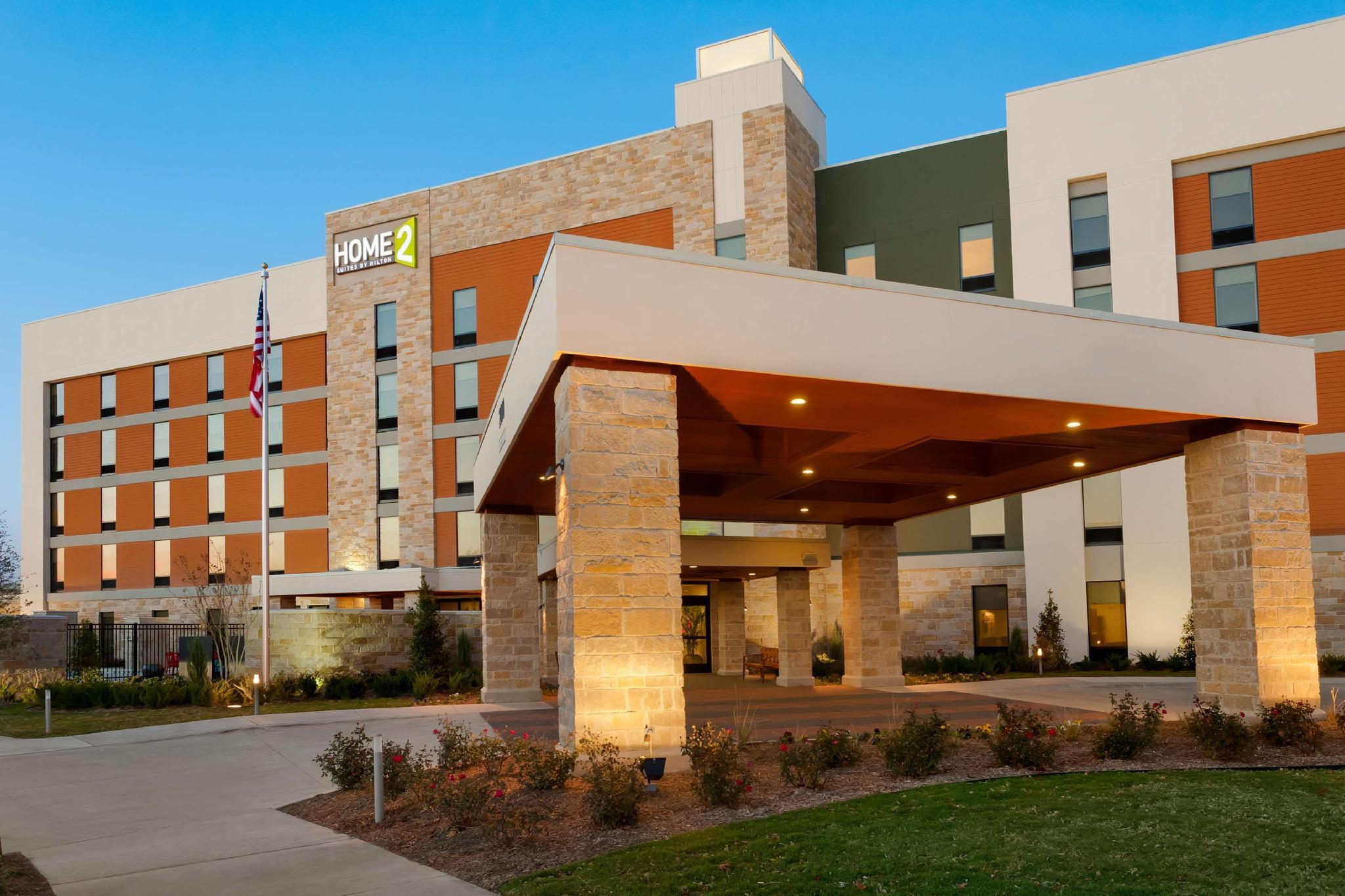 Home2 Suites By Hilton Dallas Downtown At Baylor Scott And White