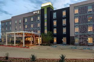 休士頓凱蒂希爾頓惠庭酒店