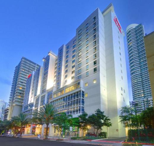 Hampton Inn And Suites Miami-Brickell Village