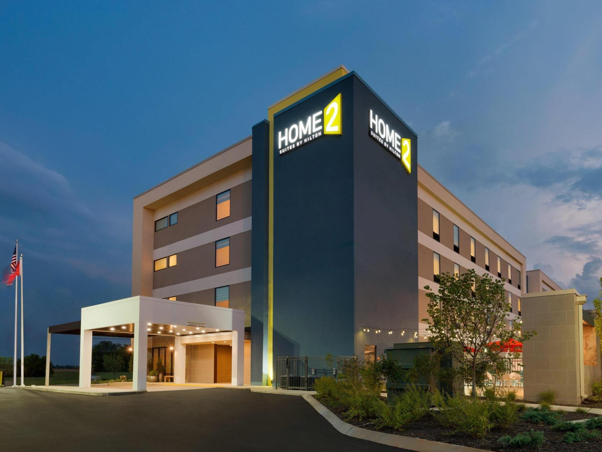 Home2 Suites By Hilton Clarksville Ft. Campbell