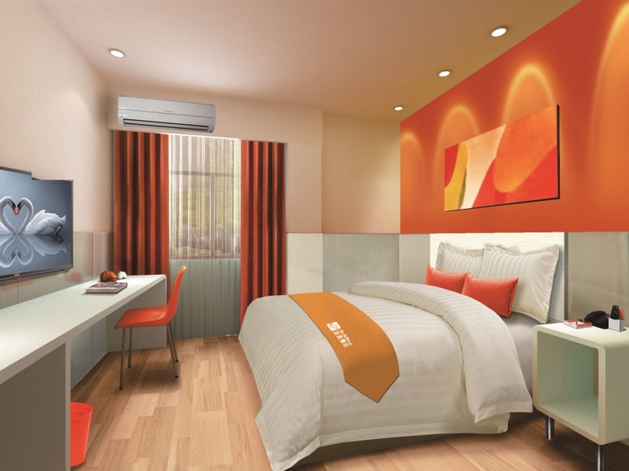 GreenTree Inn Jingdezhen Fuliang District Ceramic University Shell Hotel