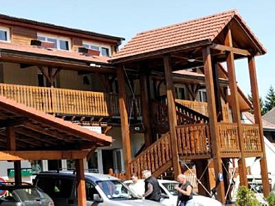 Hotel Restaurant Espace Squash 3000