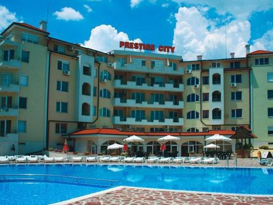 Aparthotel Prestige City 1   All Inclusive