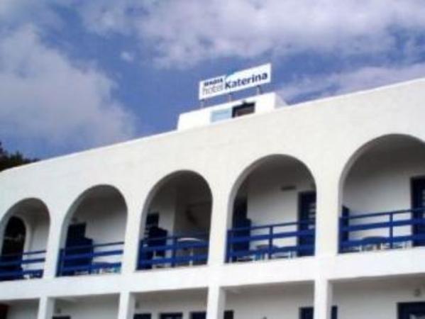 Hotel Katerina Paros Island
