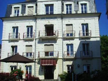 Hotels And Residences   Les Thermes