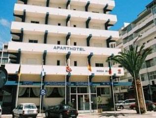 Rosamar Apartamentos   AL
