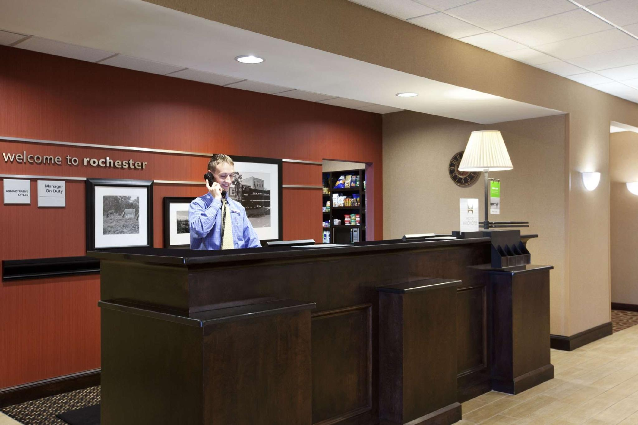 Hampton Inn And Suites Rochester North