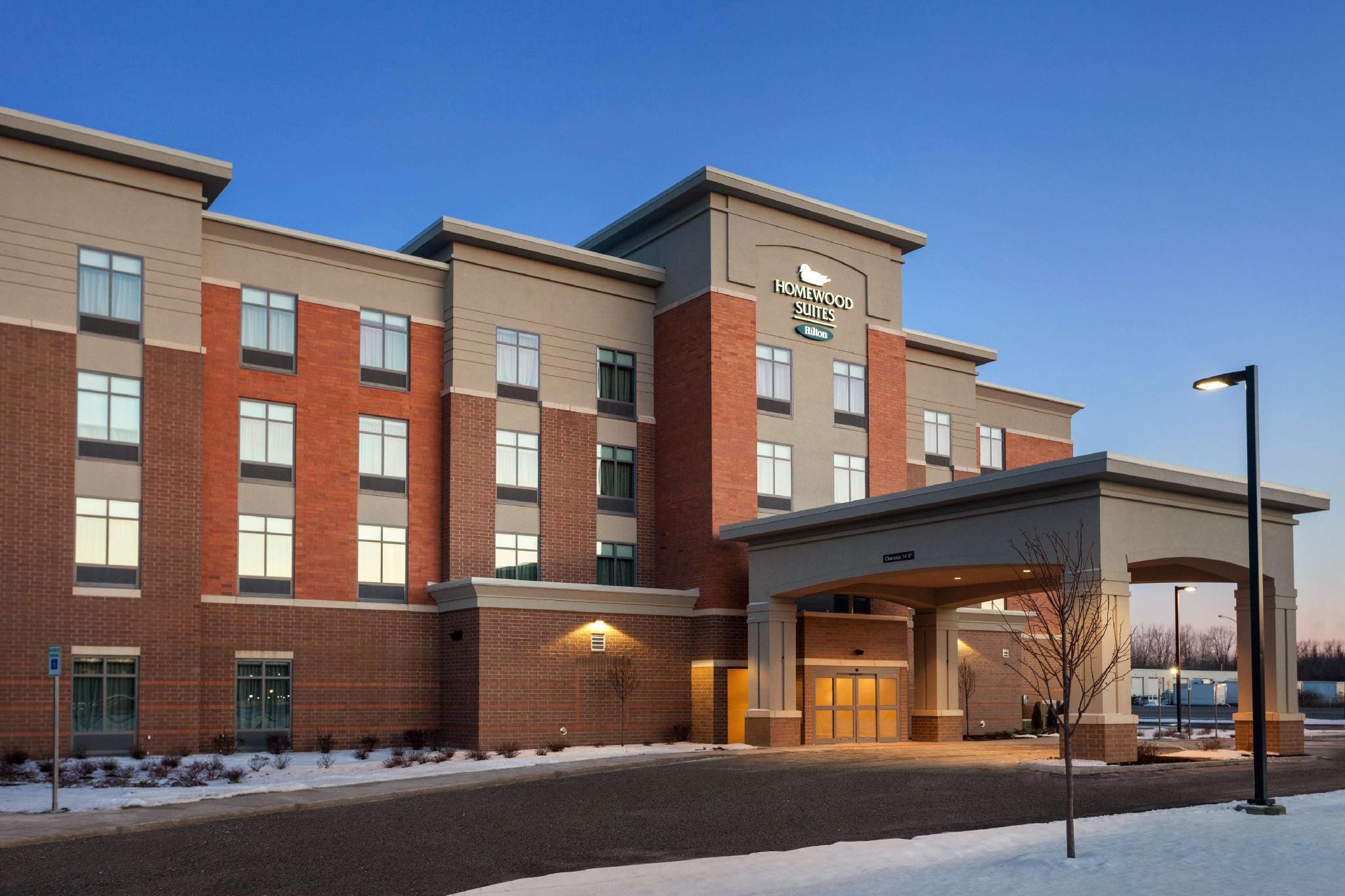 Homewood Suites By Hilton Syracuse