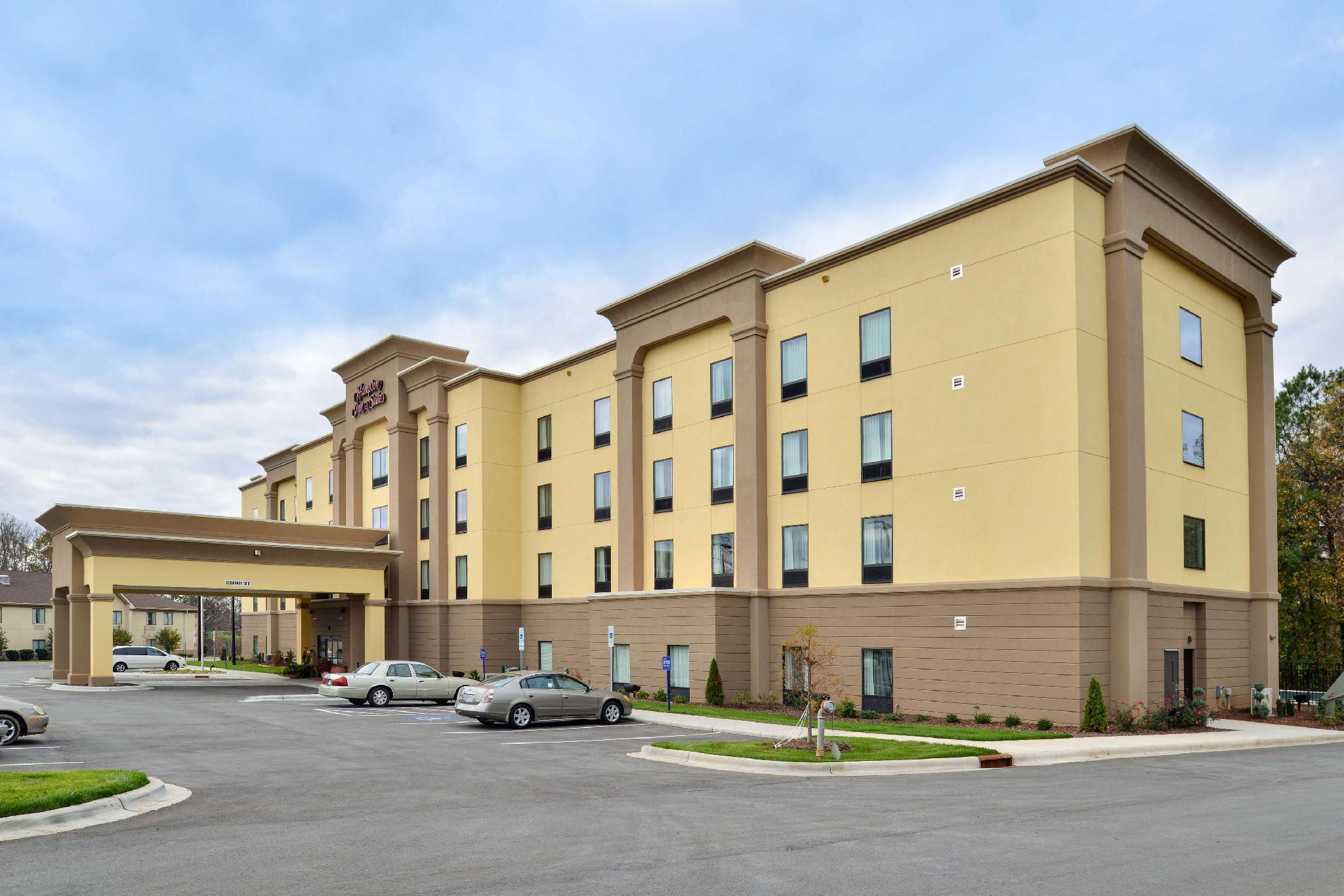 Hampton Inn And Suites Shelby