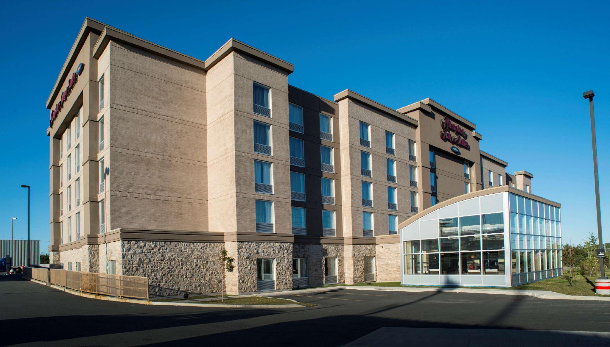 Hampton Inn And Suites St. John's Airport