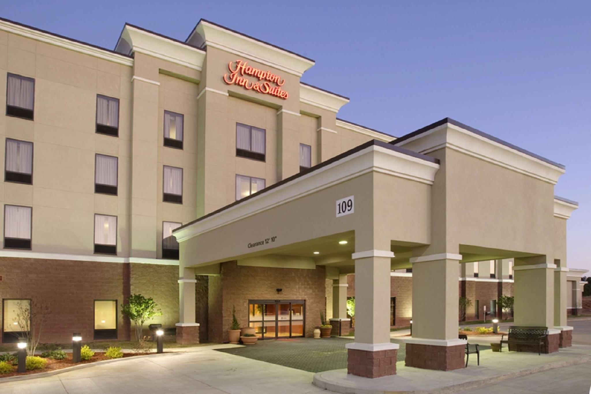Hampton Inn And Suites McComb