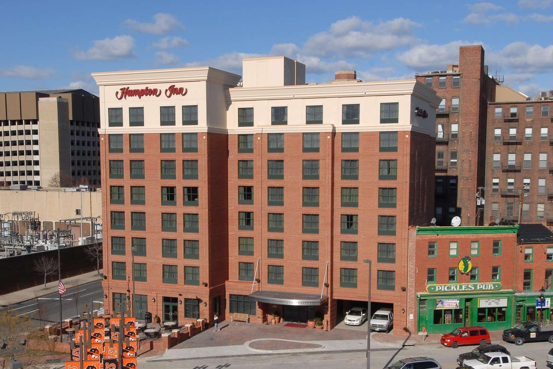 Hampton Inn Baltimore Downtown Convention Center