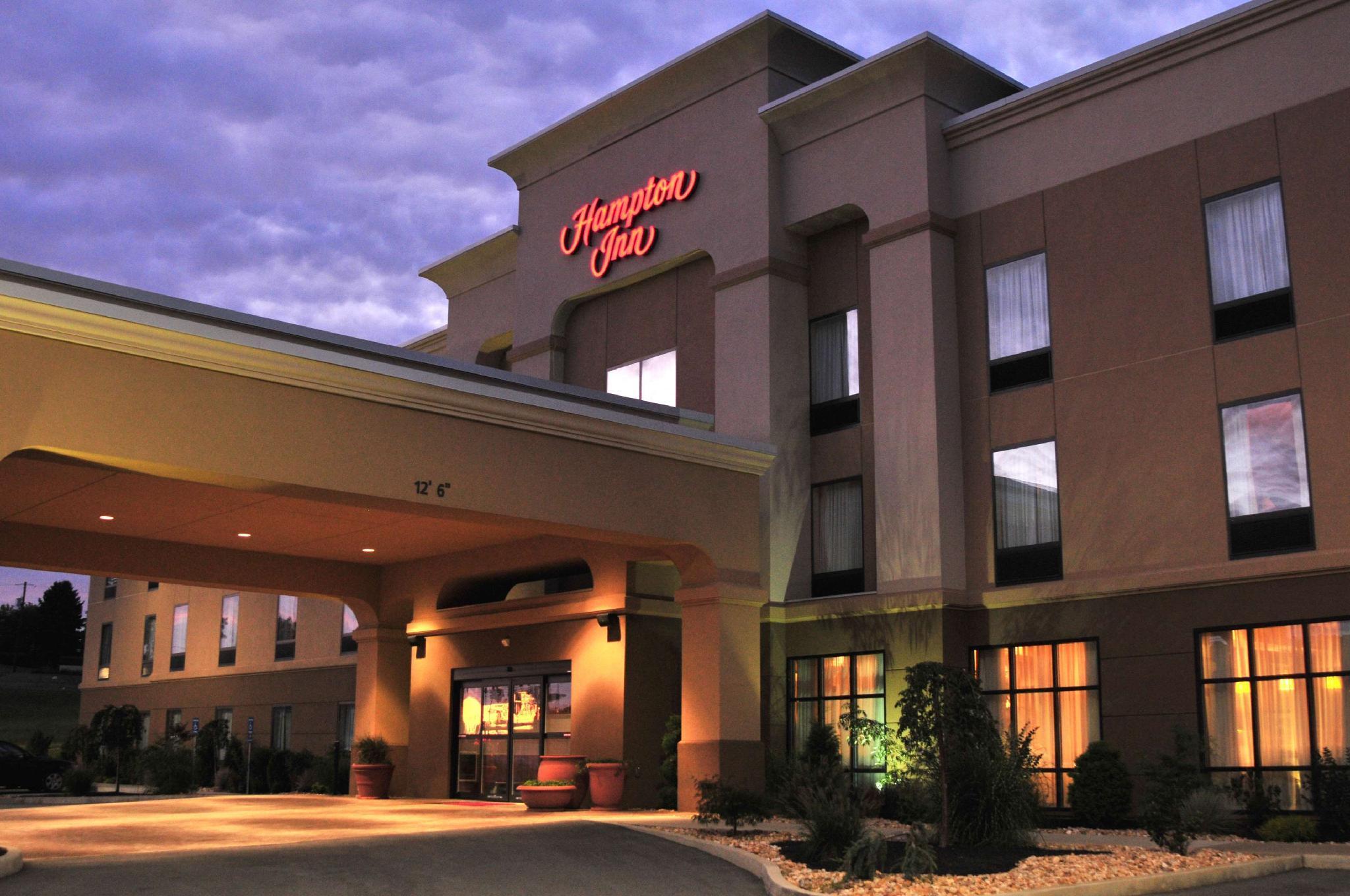 Hampton Inn And Suites Indiana