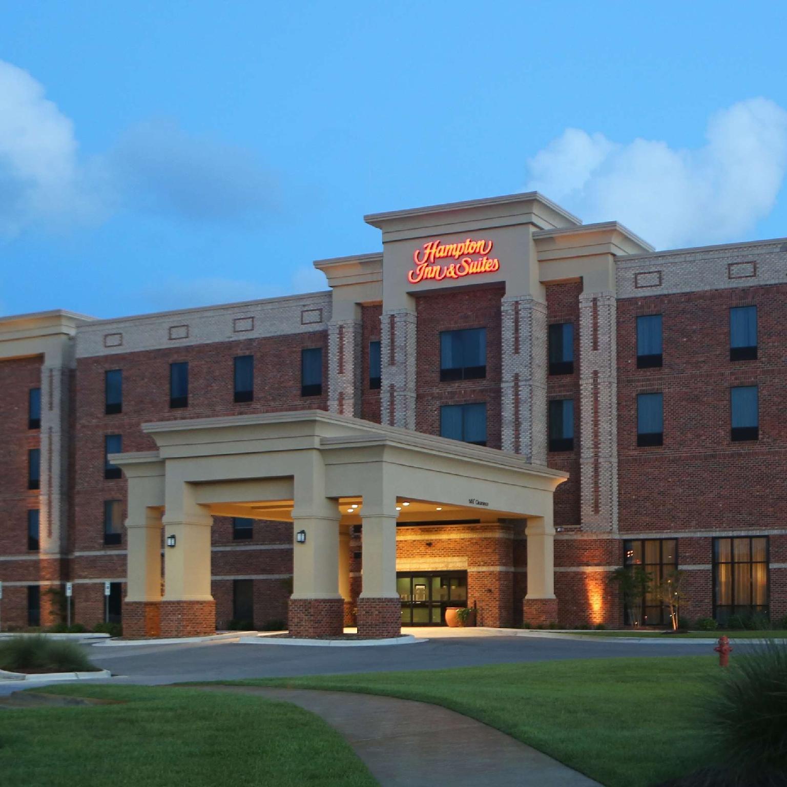 Hampton Inn And Suites Swansboro Near Camp Lejeune