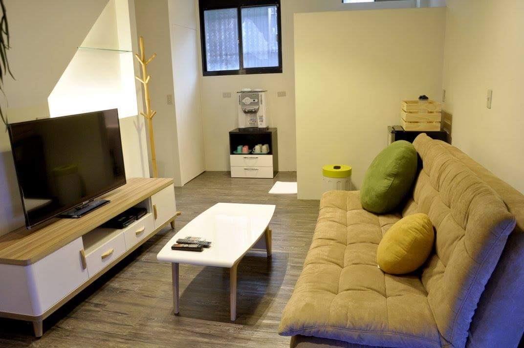 Taipei Ximen Apartment Quiet Quadruple Room 182 2