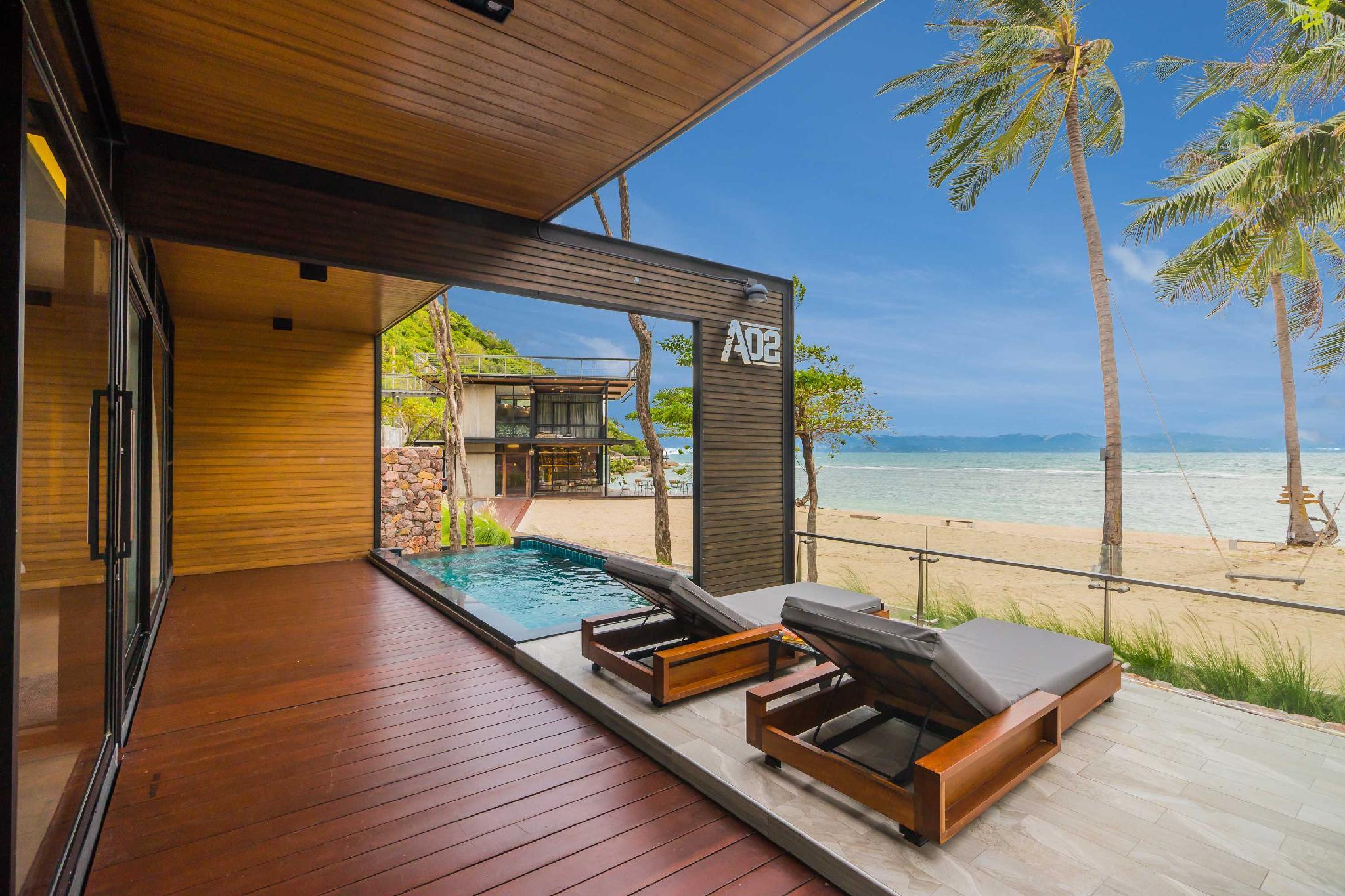 The Cabin Beach Resort