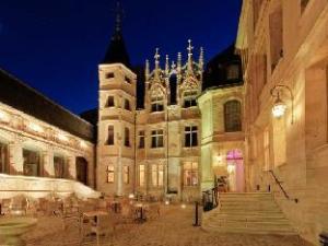 關於波瑟羅德飯店 (De Bourgtheroulde Hotel)