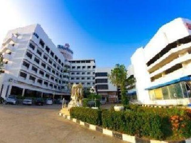 โรงแรมไหมไทย – Maithai Hotel