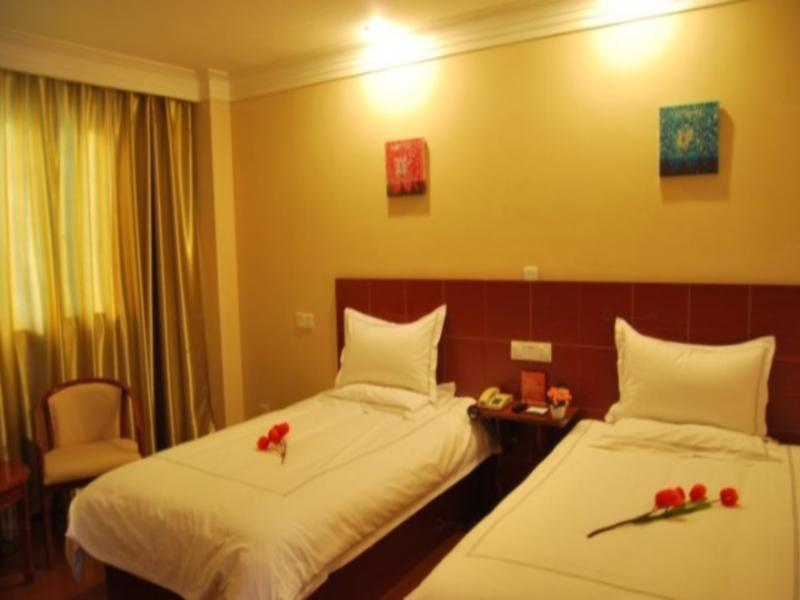 Reviews GreenTree Inn Wuxi Railway Station Hotel