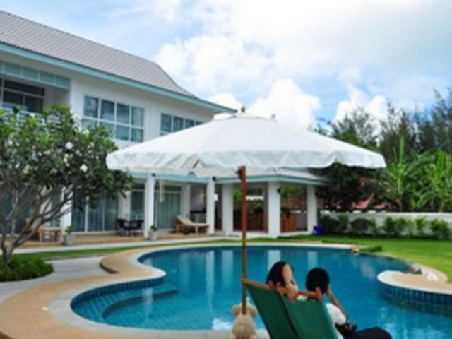 โรงแรมบ้านจีน หาดสามร้อยยอด – Baan Jeen Hotel Samroiyod Beach