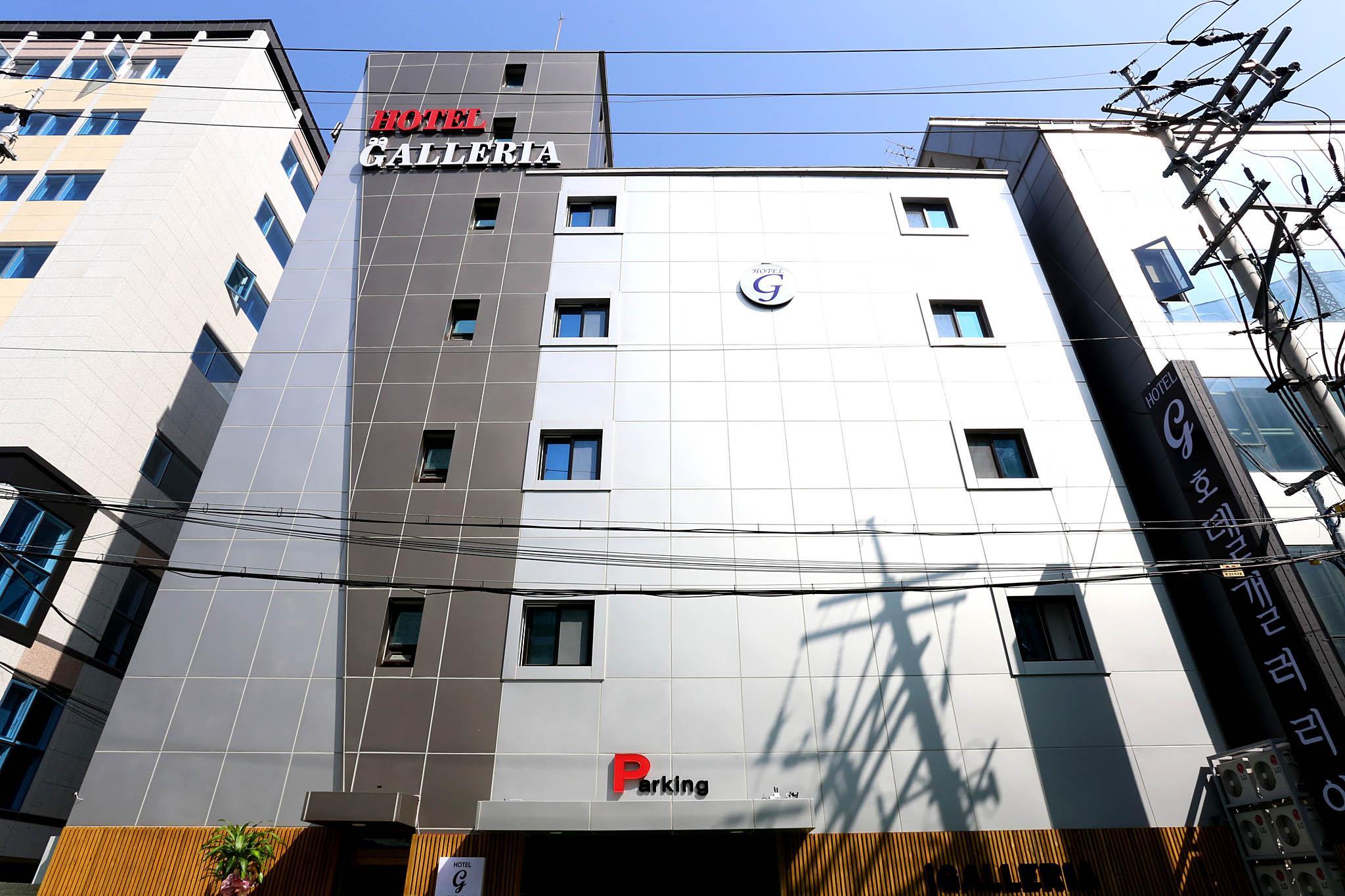 Suwon Galleria Hotel