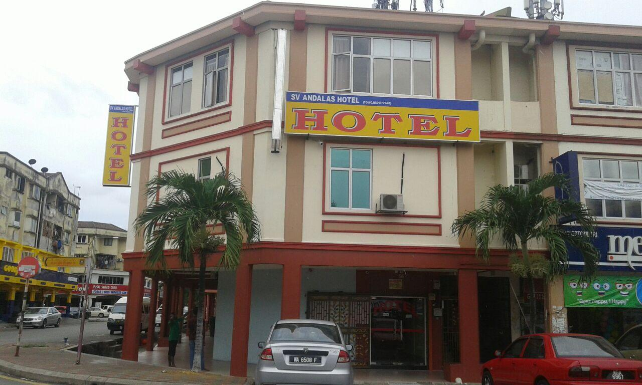 SV Andalas Hotel