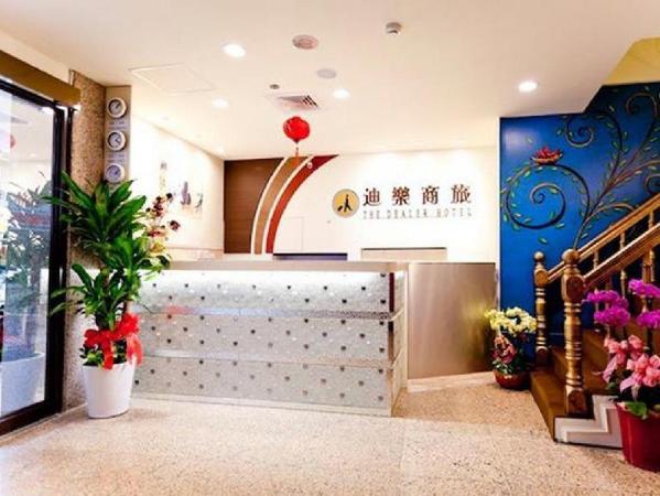 The Dealer Hotel Taipei