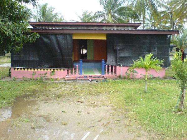 Homestay Kampung Rhu Sepuluh Merang