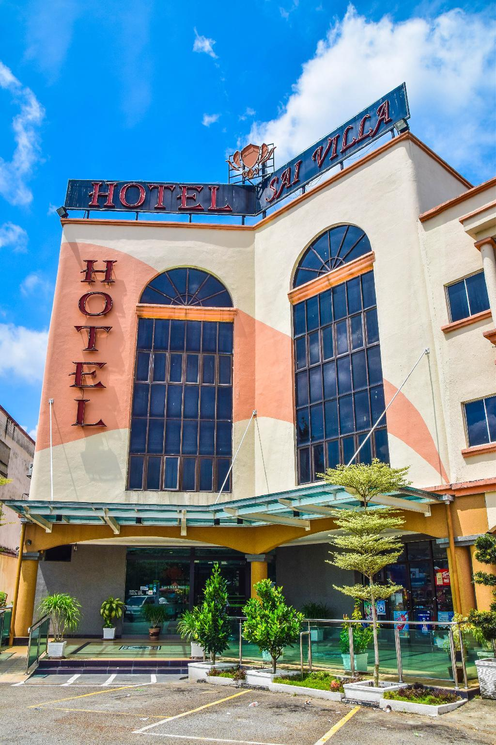 Sai Villa Hotel Near Klia And Klia2