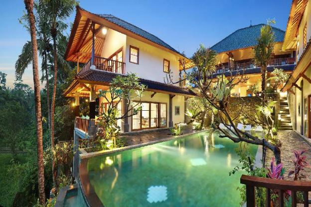 Korurua Villa Ubud